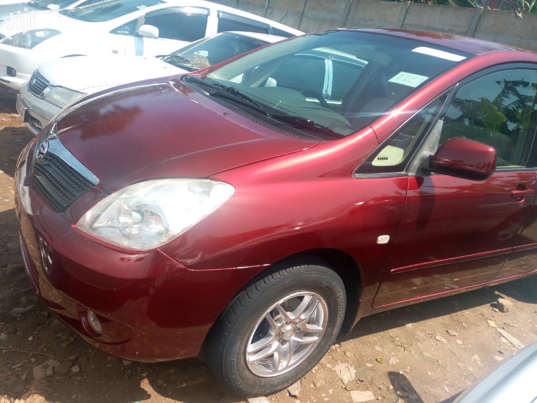 Toyota Spacio 2004 Red | Cars for sale in Kampala, Central Region, Uganda