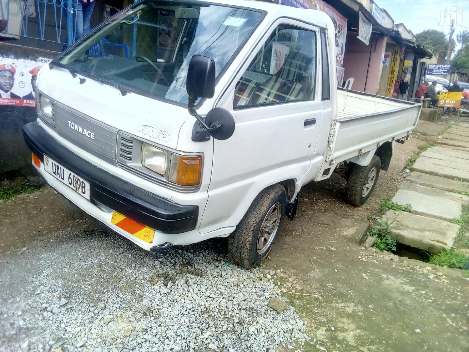 TOWNACE. In Good Condition