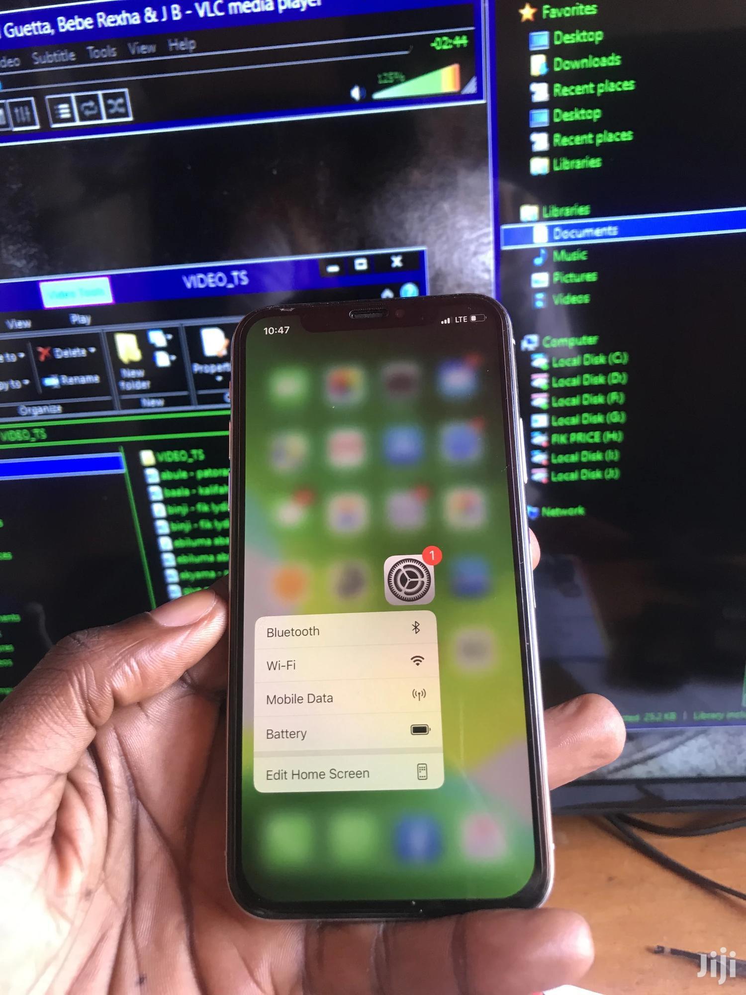 Apple iPhone X 64 GB White | Mobile Phones for sale in Kampala, Central Region, Uganda