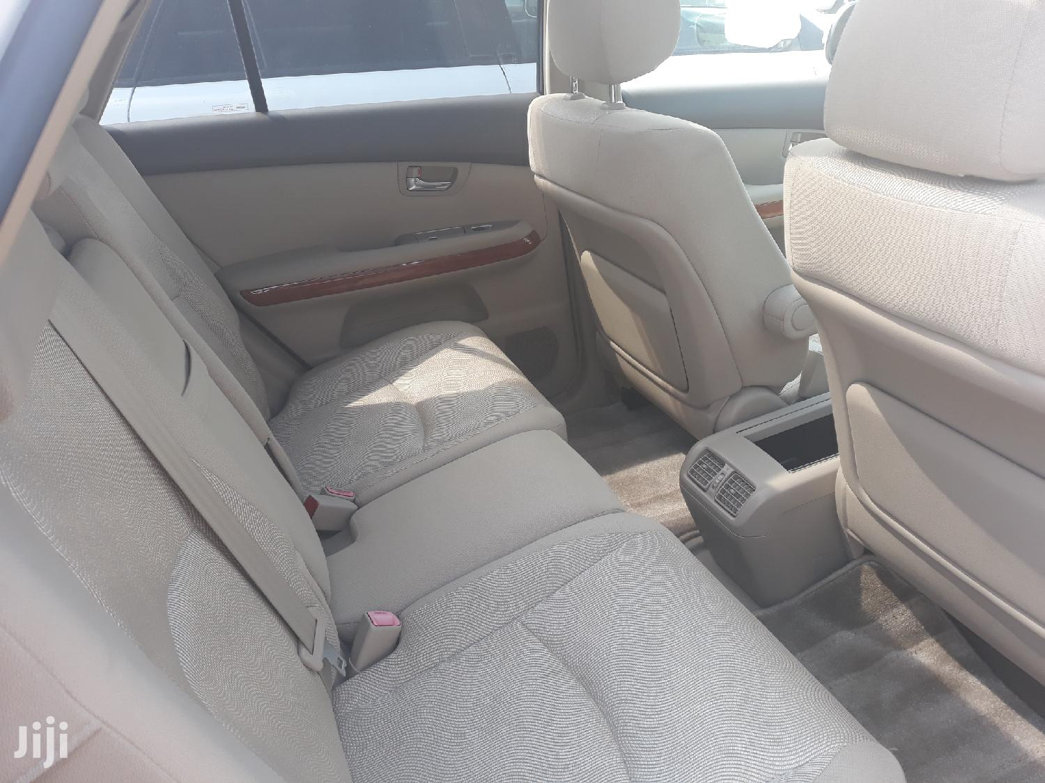 Toyota Harrier 2007 White | Cars for sale in Kampala, Central Region, Uganda