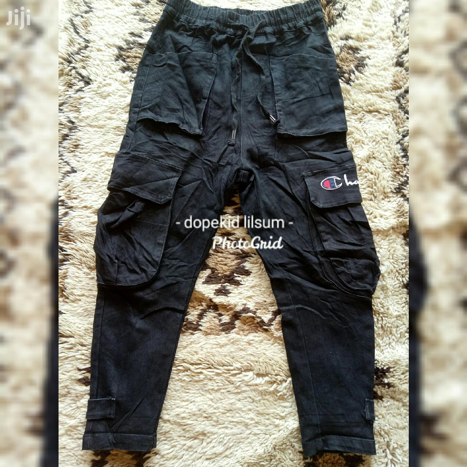 Adult Unisex Cargo Pants | Clothing for sale in Kampala, Central Region, Uganda