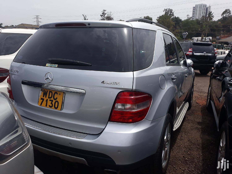 Mercedes-Benz M Class 2007 Silver | Cars for sale in Kampala, Central Region, Uganda