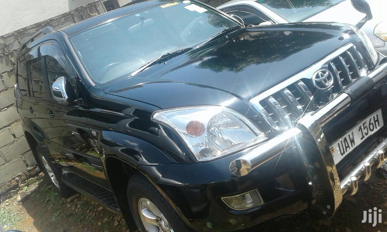 Toyota Land Cruiser 2002 Black | Cars for sale in Kampala, Central Region, Uganda