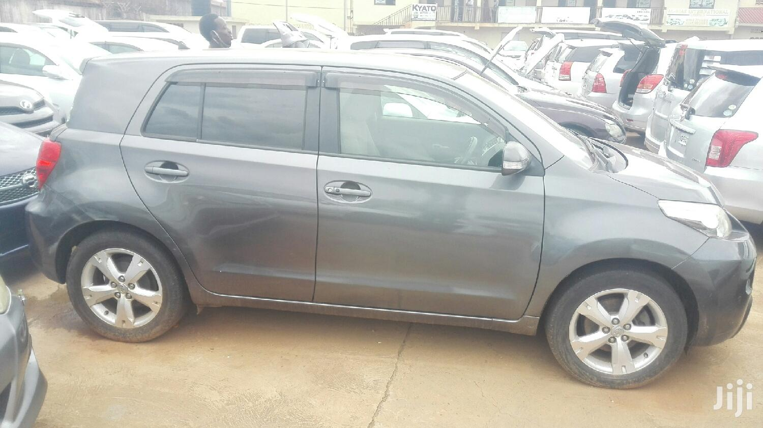 Archive: New Toyota IST 2007 Gray