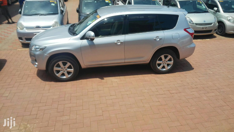 New Toyota Vanguard 2007 Silver | Cars for sale in Kampala, Central Region, Uganda