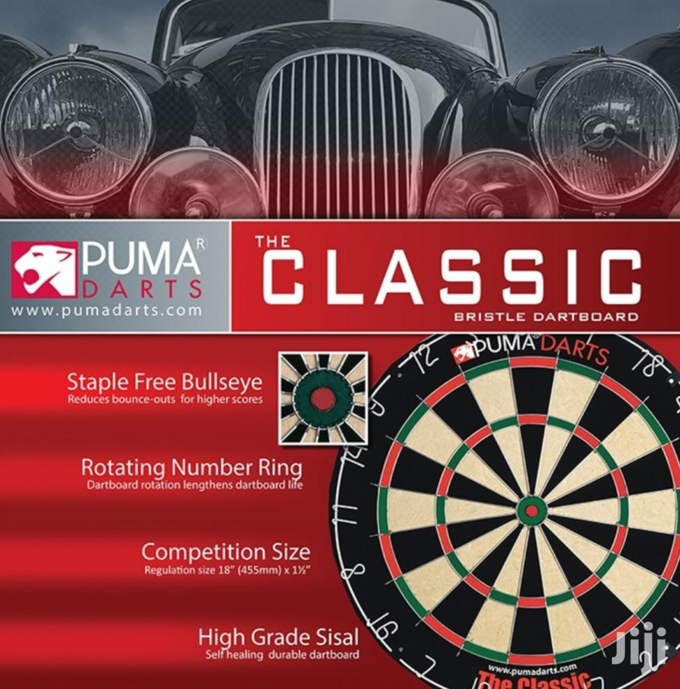 Original Puma Classic Dart Bristle