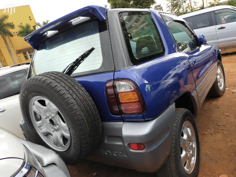 Toyota RAV4 1999 Blue | Cars for sale in Kampala, Central Region, Uganda