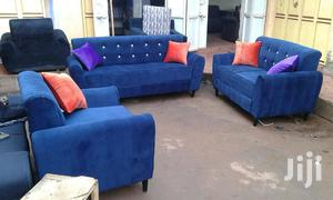 New Seven Seater Sofas Blue | Furniture for sale in Central Region, Kampala