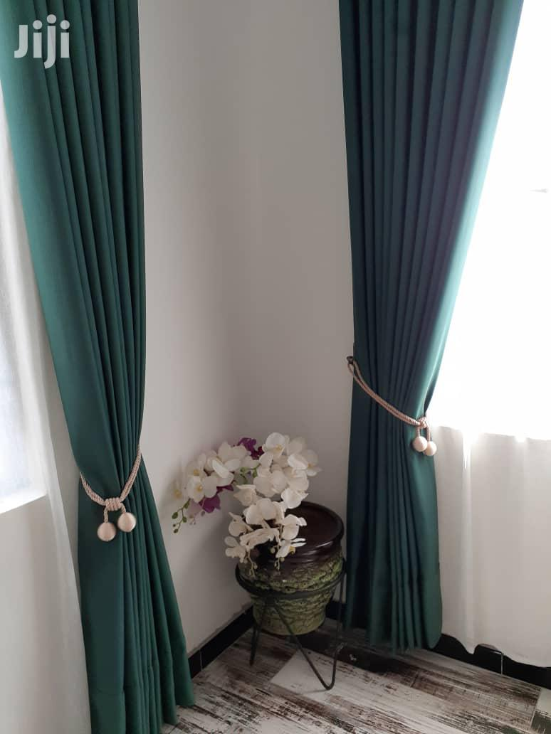 Quality Material Curtains | Home Accessories for sale in Kampala, Central Region, Uganda