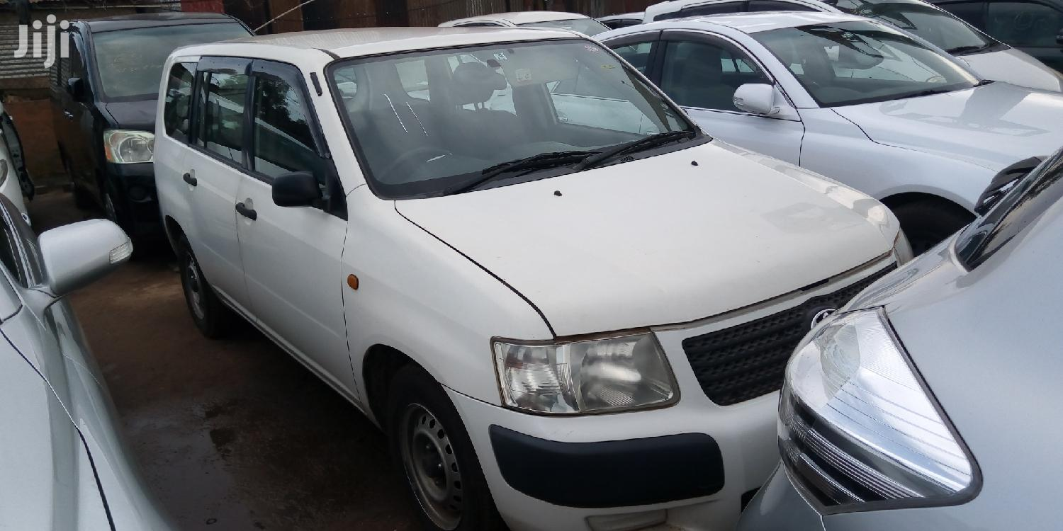 New Toyota Succeed 2007 White   Cars for sale in Kampala, Central Region, Uganda