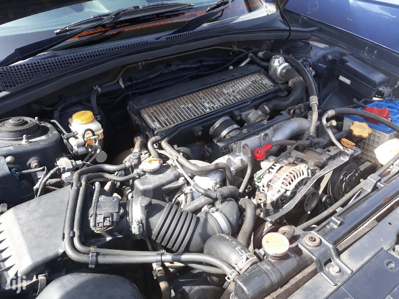 Archive: Subaru Forester 2005 Beige