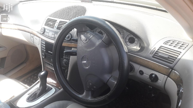 Archive: Mercedes-Benz E240 2004 Gray