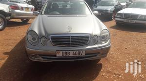 Mercedes-Benz E240 2004 Gray   Cars for sale in Central Region, Kampala