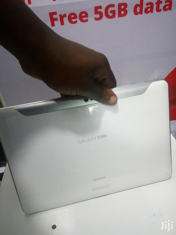 Samsung Galaxy Tab a 10.1 (2019) 16 GB White   Tablets for sale in Kampala, Central Region, Uganda