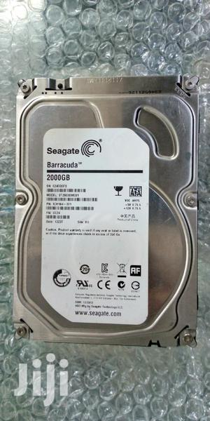 Seagate Hard Drive 2TB   Computer Hardware for sale in Central Region, Kampala