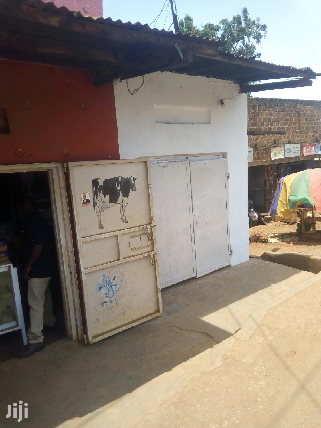 Empty Shop for Rent in Kireka