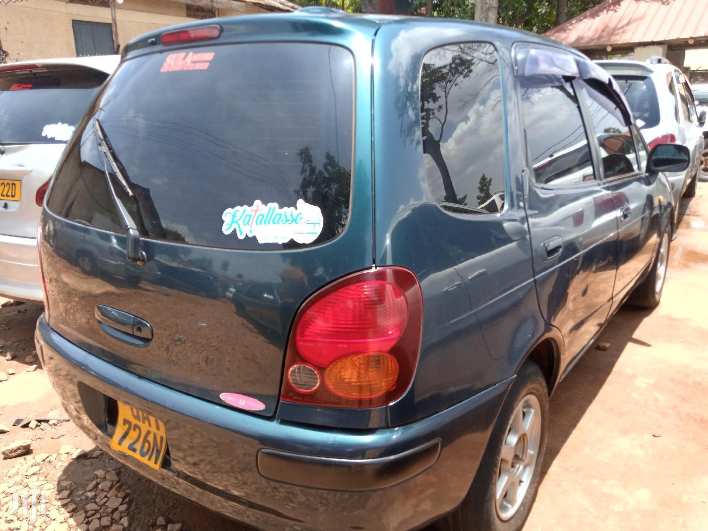 Toyota Spacio 2000 Green   Cars for sale in Kampala, Central Region, Uganda