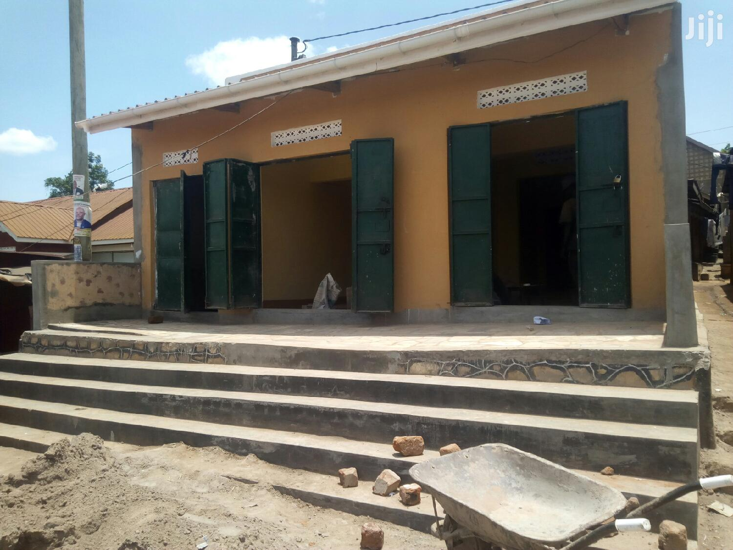Brand New Empty Shops For Rent In Kireka