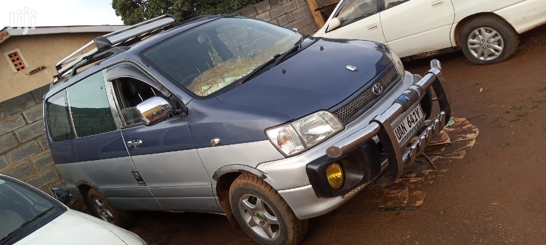 Toyota Noah 1996 Blue | Cars for sale in Kampala, Central Region, Uganda