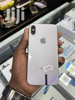New Apple iPhone X 256 GB White   Mobile Phones for sale in Central Region, Kampala