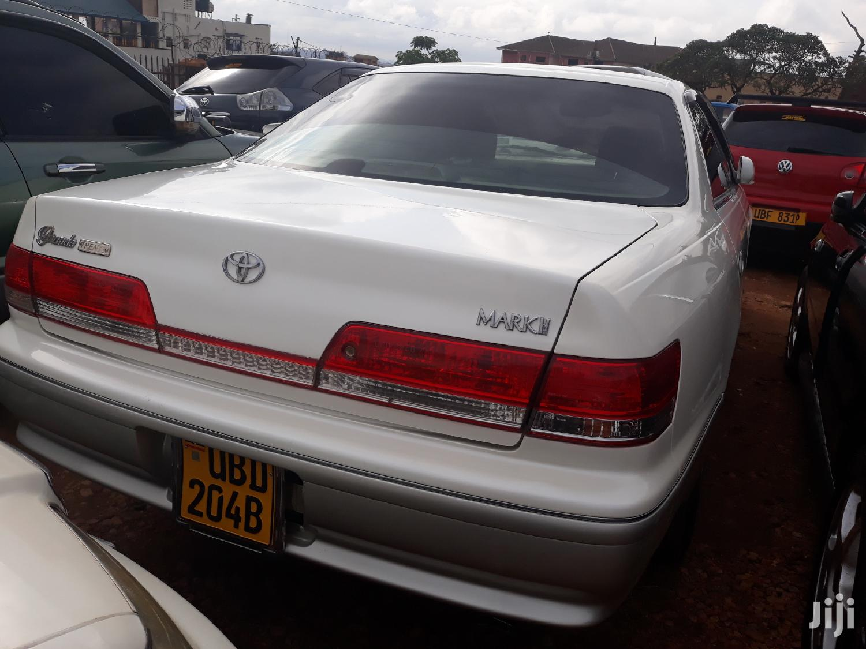 Toyota Mark II 2000 White | Cars for sale in Kampala, Central Region, Uganda