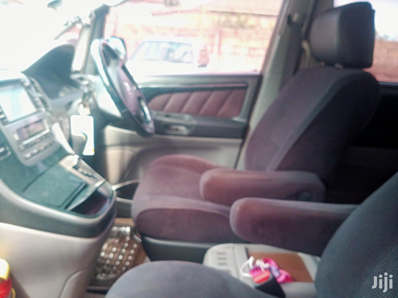 Archive: Toyota Alphard 2004 Black