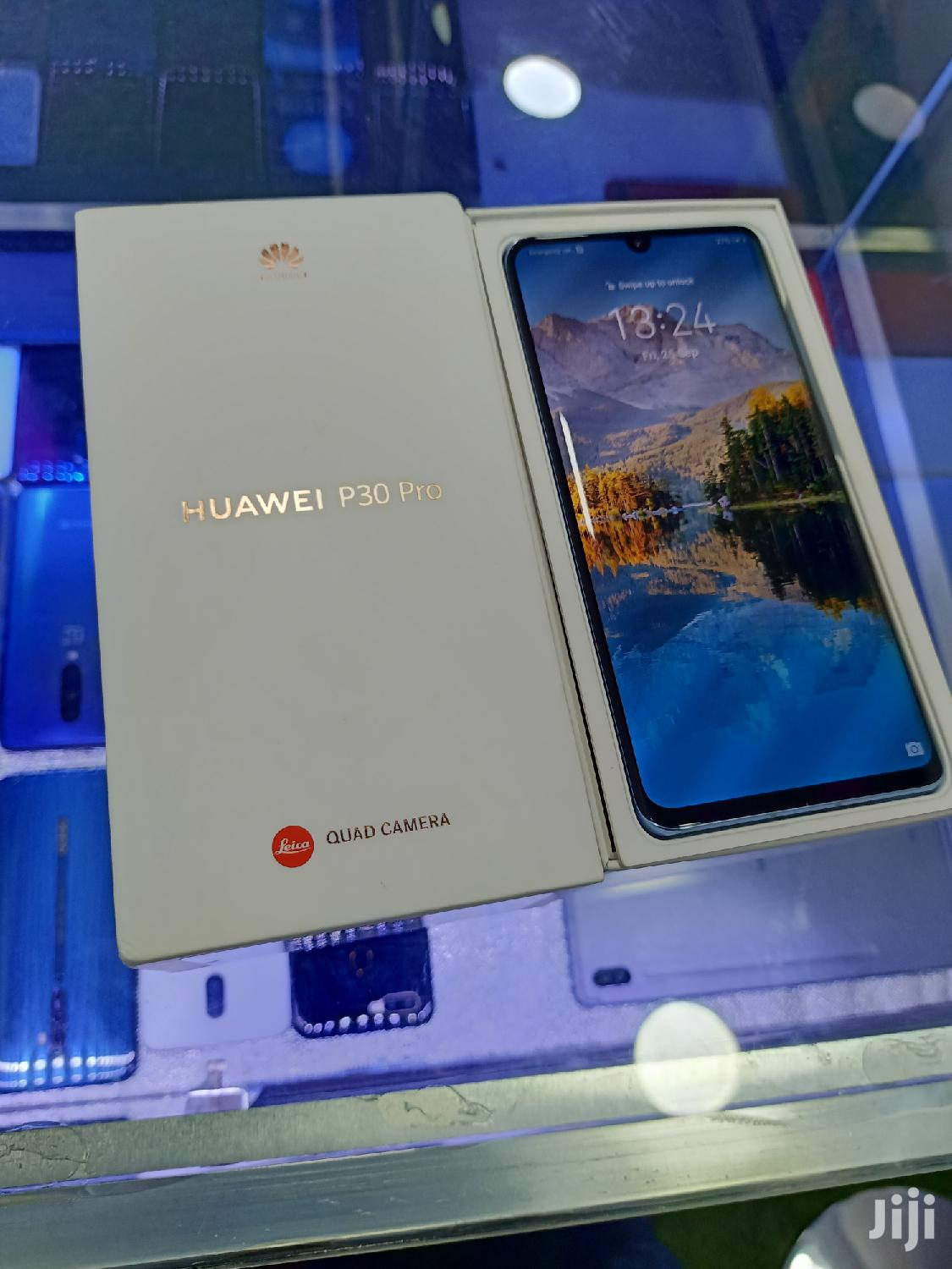 New Huawei P30 Pro 256 GB Silver