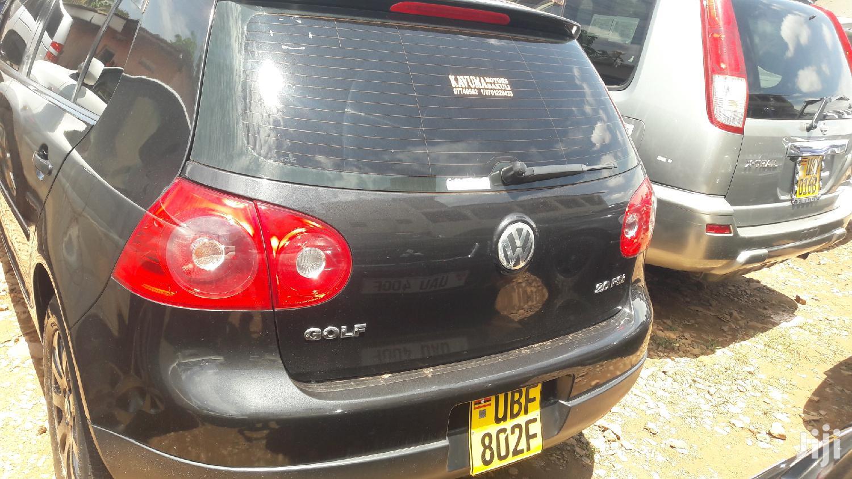 Archive: Volkswagen Golf 2005 Black