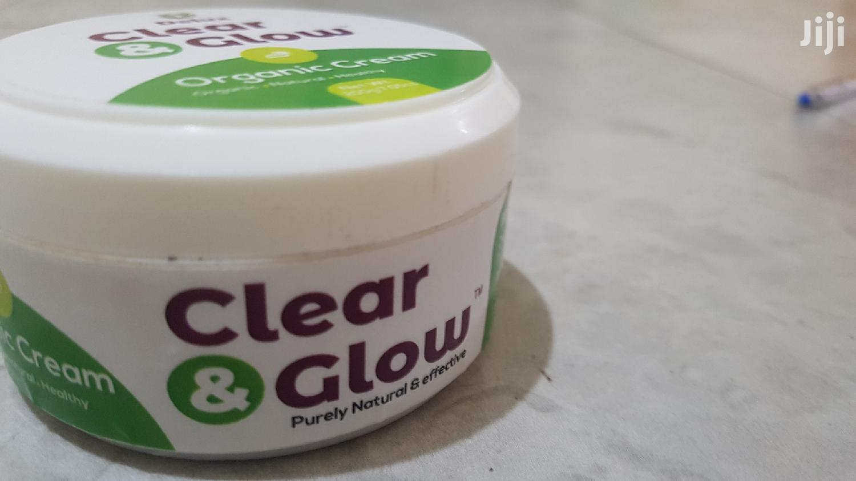 Clear And Glow Organic Cream | Skin Care for sale in Wakiso, Central Region, Uganda