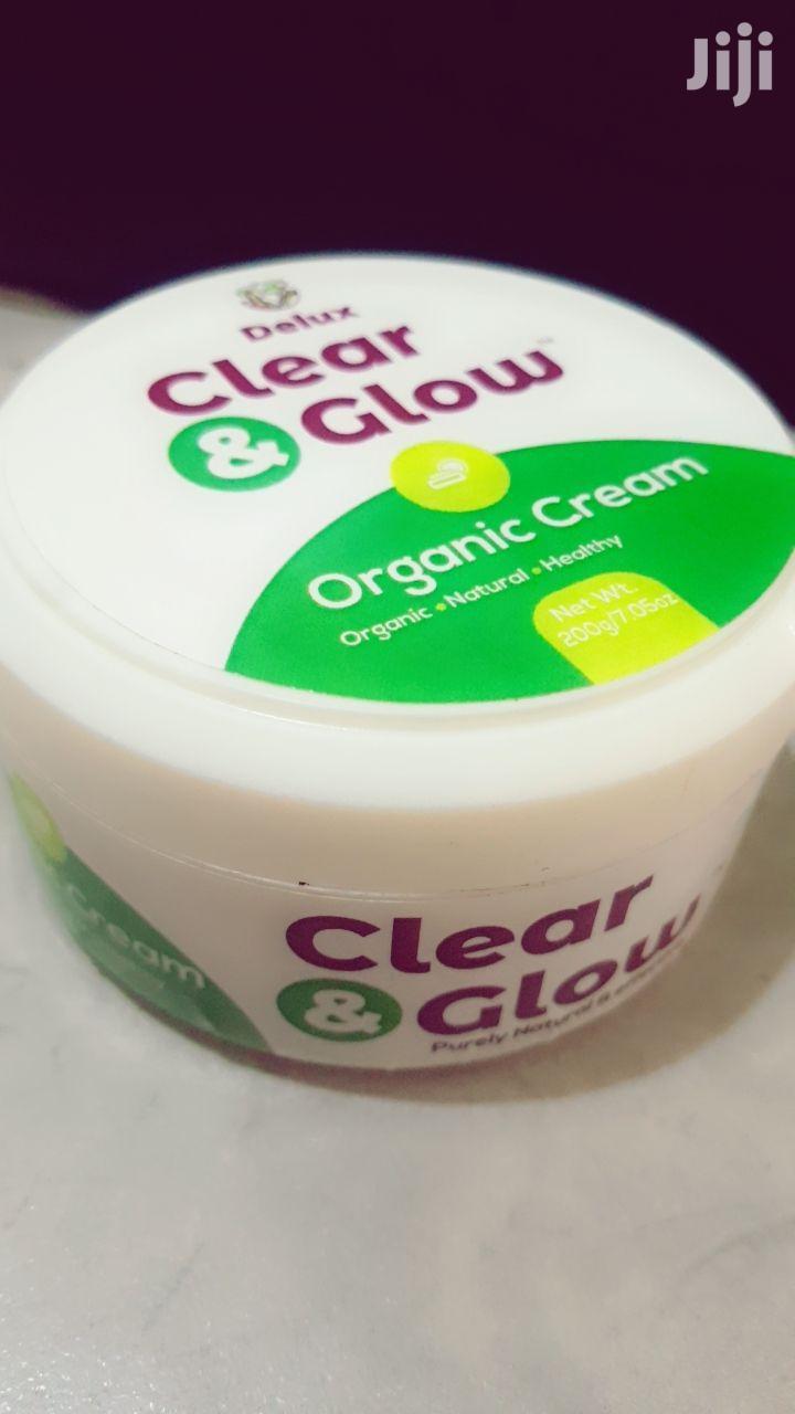 Clear And Glow Organic Cream