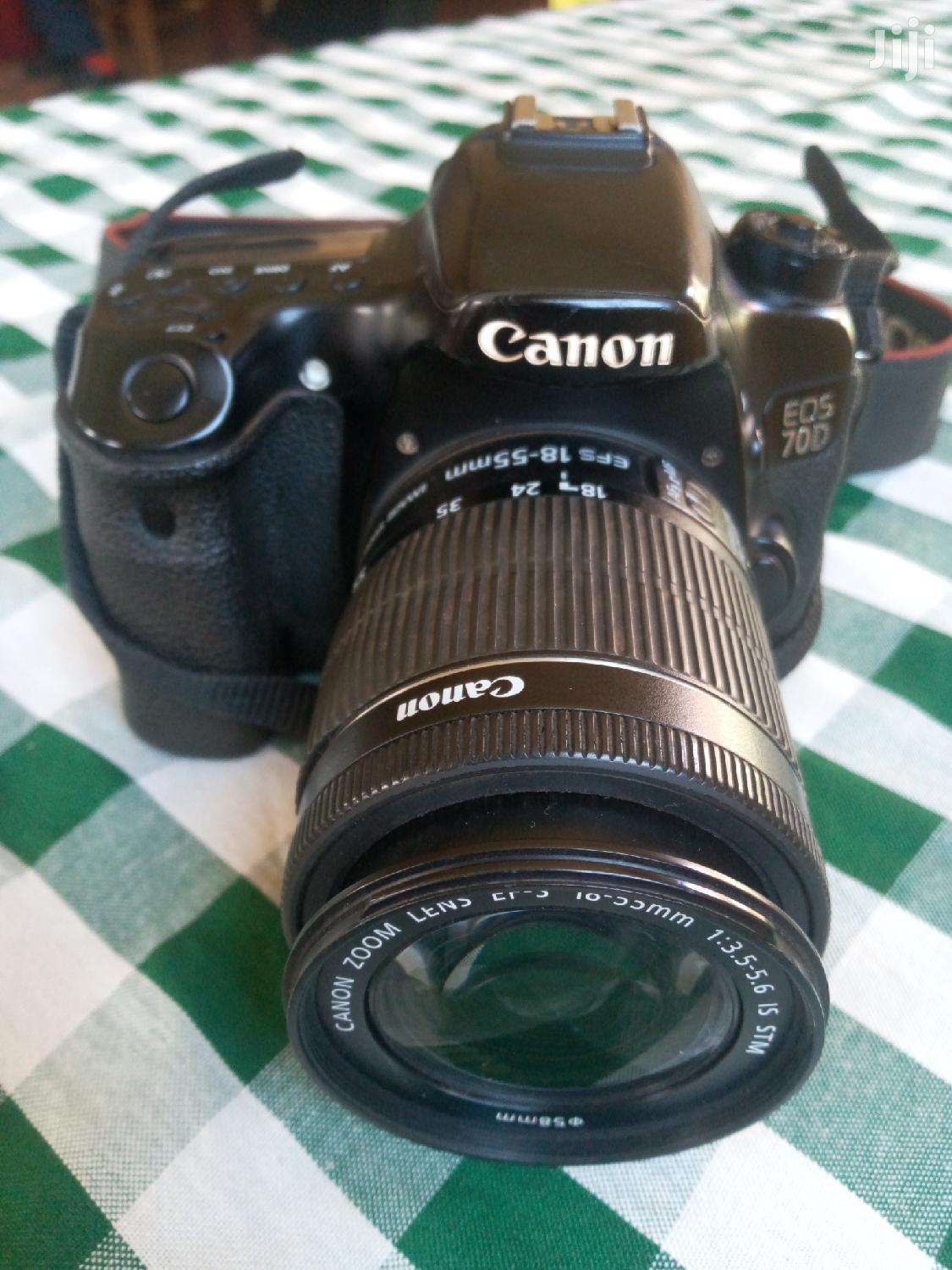 Archive: Used Canon EOS 70D