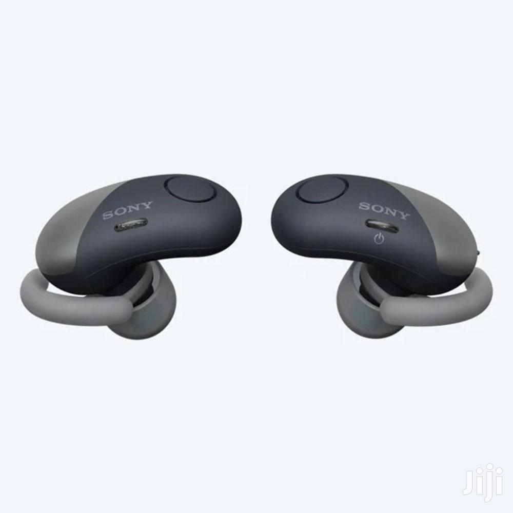 Sony Wireless Noise-Canceling Headphones Sports Earbuds | Headphones for sale in Kampala, Central Region, Uganda