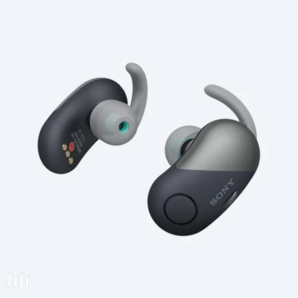 Sony Wireless Noise-Canceling Headphones Sports Earbuds