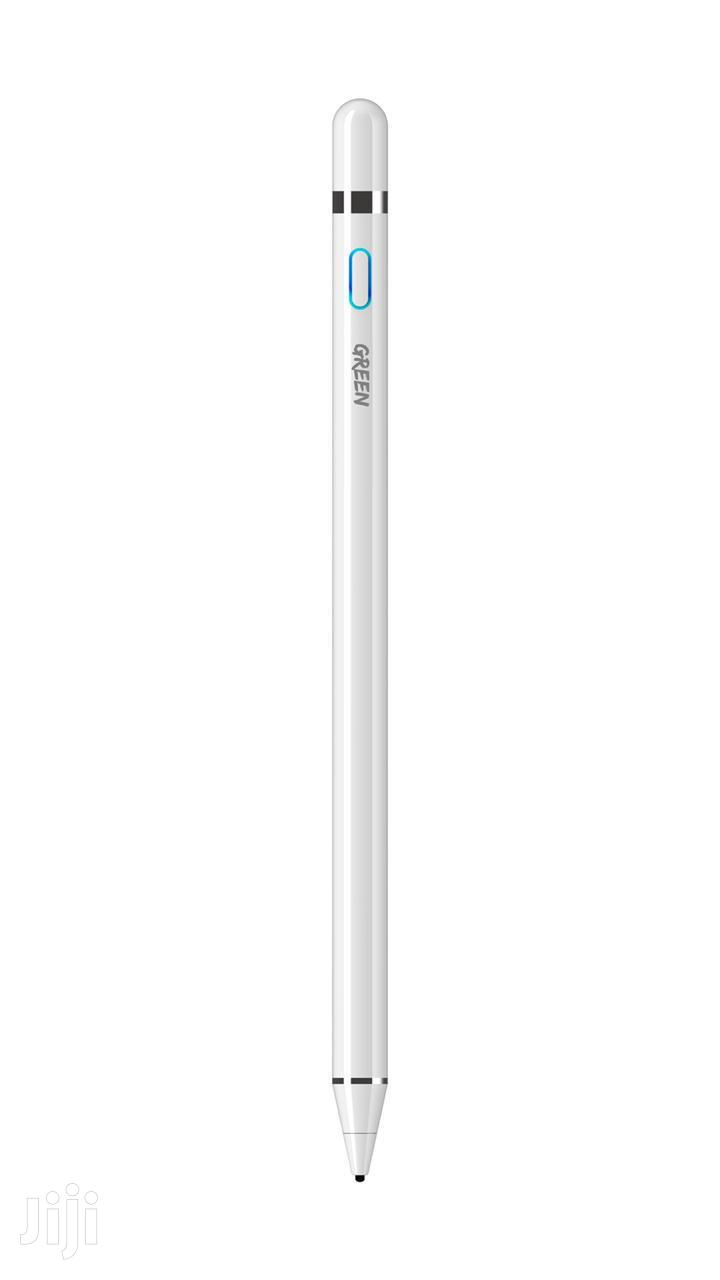 Green Pencil for Apple With Stylus | Accessories for Mobile Phones & Tablets for sale in Kampala, Central Region, Uganda