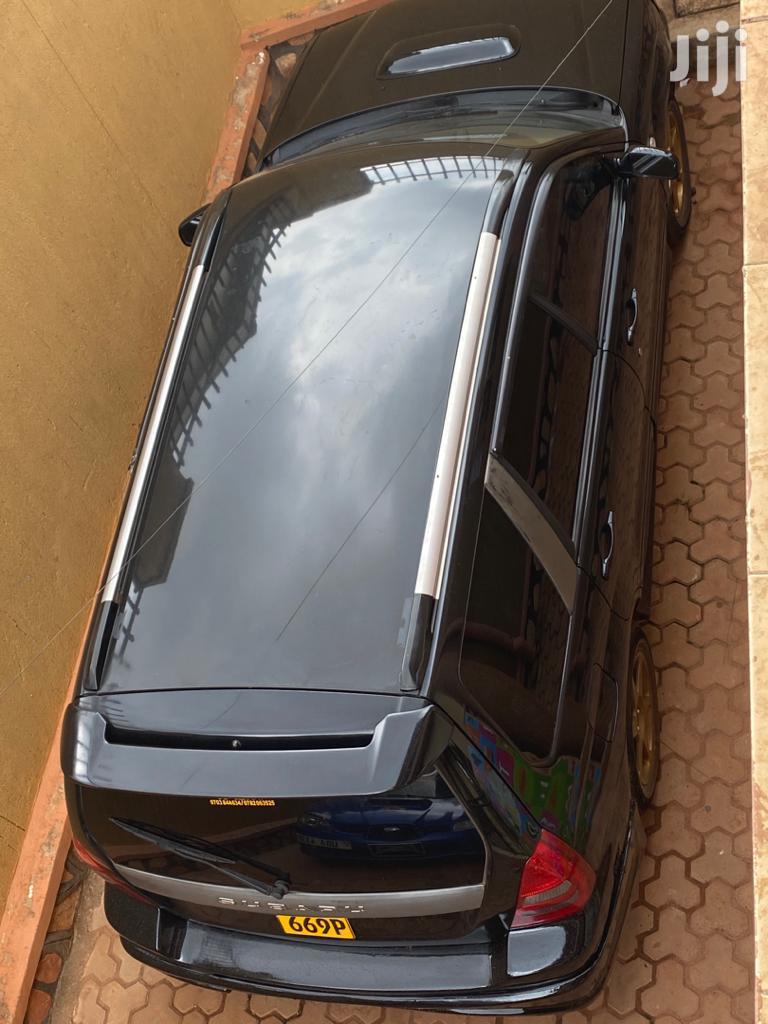 Archive: Subaru Forester 2005 Black