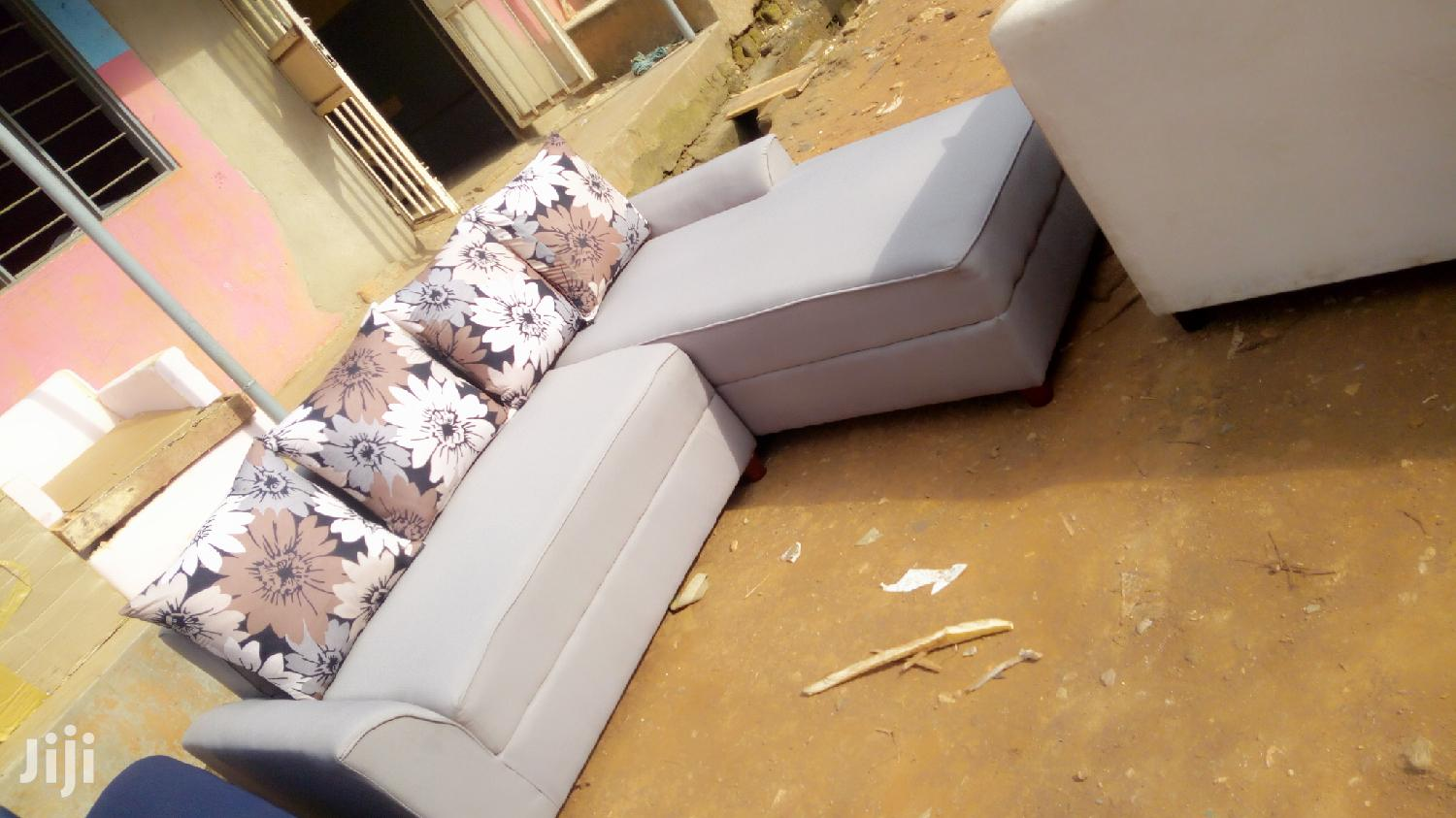 Archive: A 5 Seater L Shaped Sofa