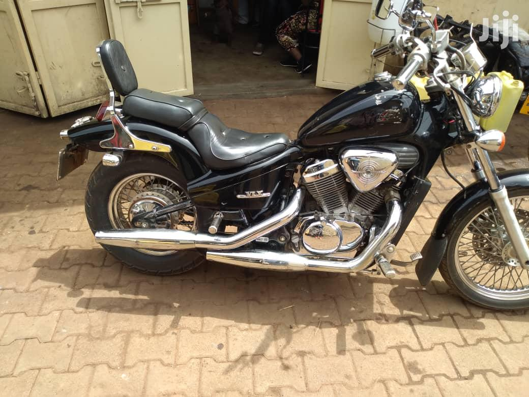 Honda 2007 Black   Motorcycles & Scooters for sale in Kampala, Central Region, Uganda