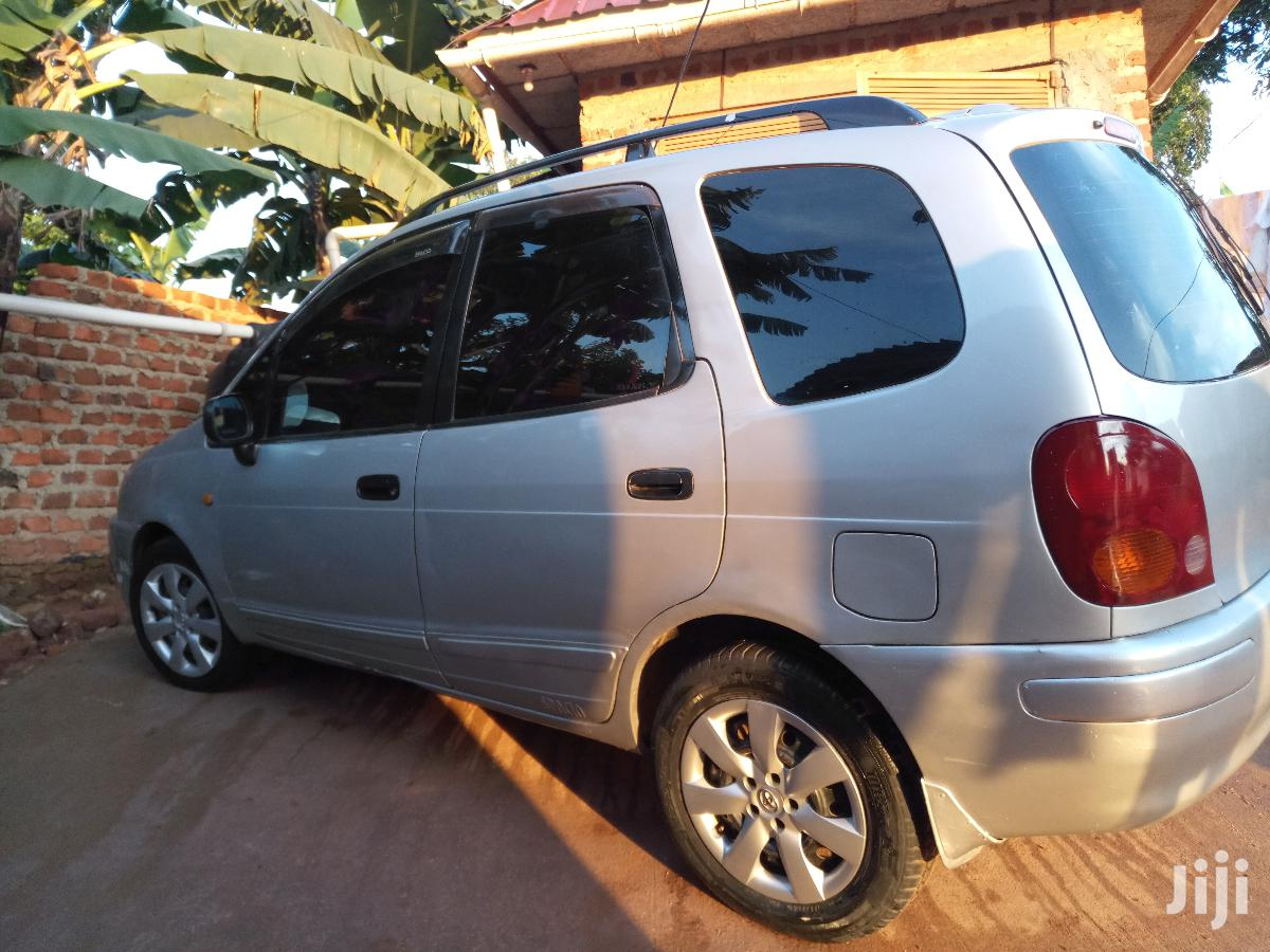 Toyota Spacio 1998 Silver | Cars for sale in Kampala, Central Region, Uganda