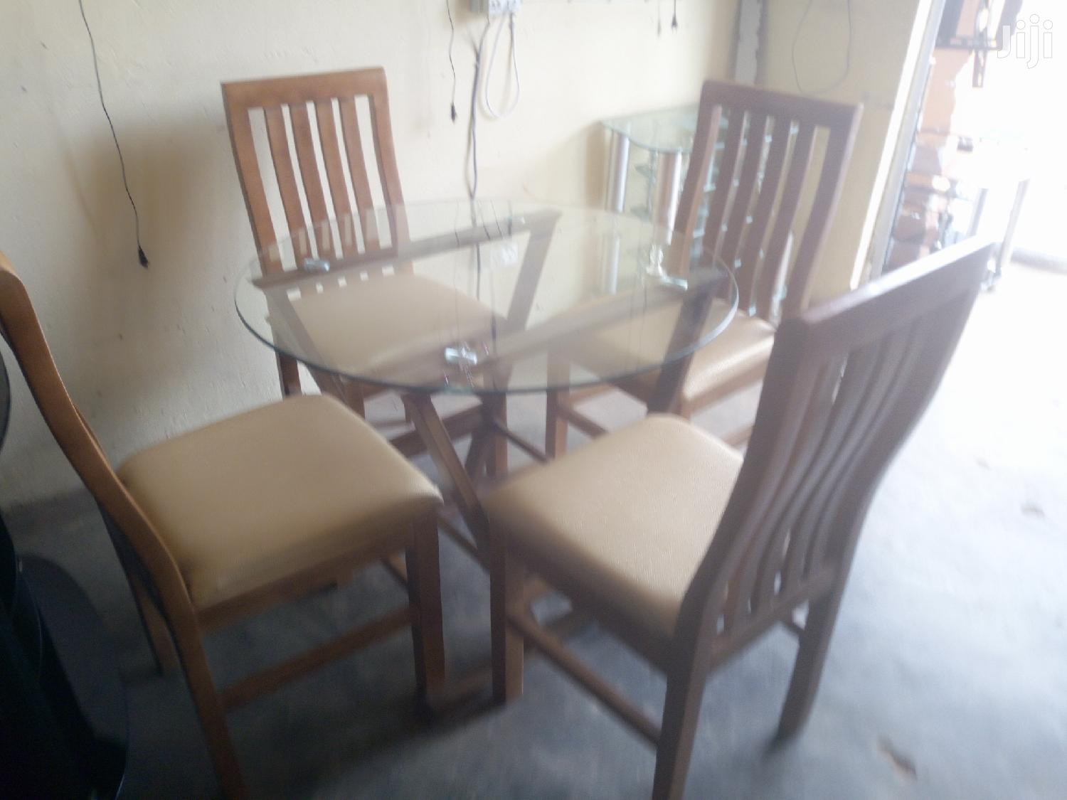 4 Seater Round Dining Table | Furniture for sale in Wakiso, Central Region, Uganda