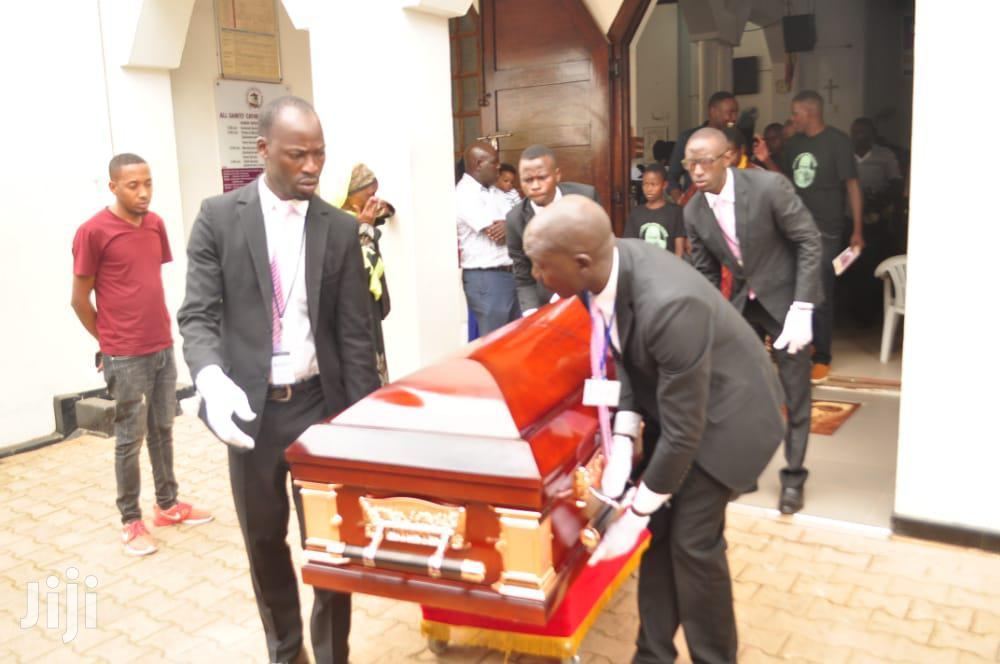 Archive: Funeral Services