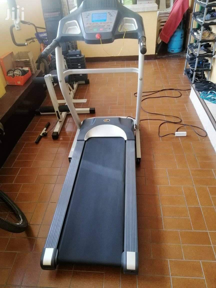 Archive: Repair And Servicing Of Gym Equipment