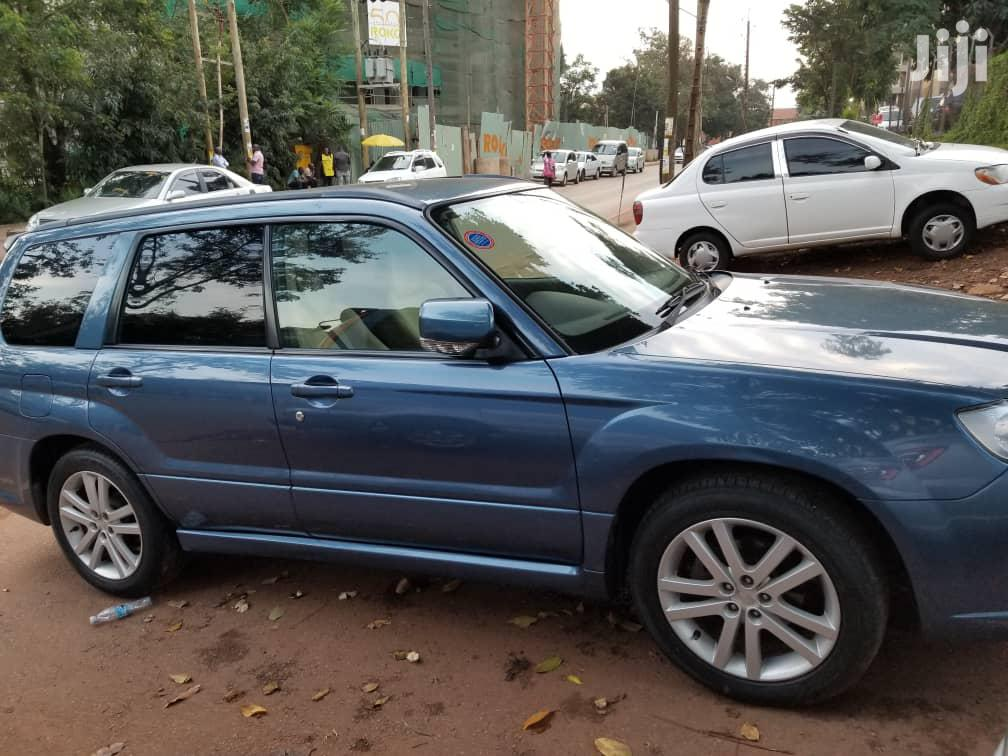 Subaru Forester 2007 2.0 X Trend Blue   Cars for sale in Kampala, Central Region, Uganda