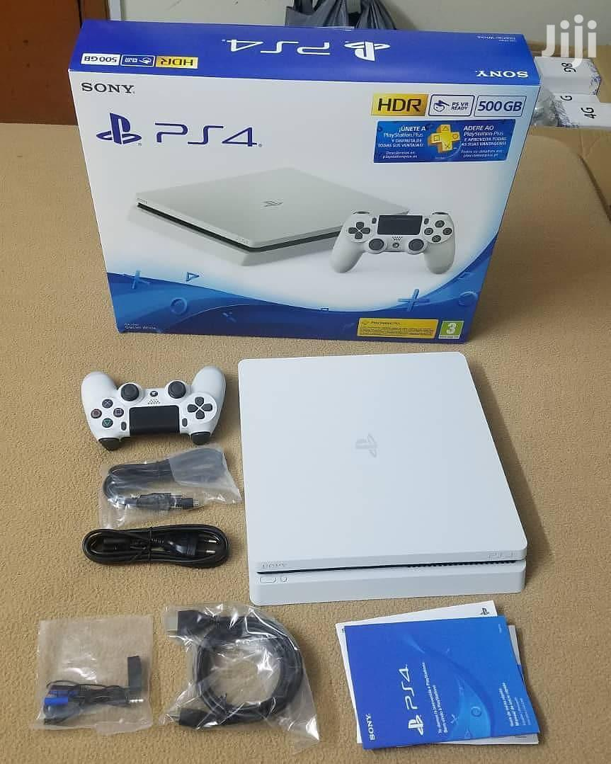 Brand New Playstation 4 Slim With 2 Controllers and Fifa 20 | Video Game Consoles for sale in Kampala, Central Region, Uganda