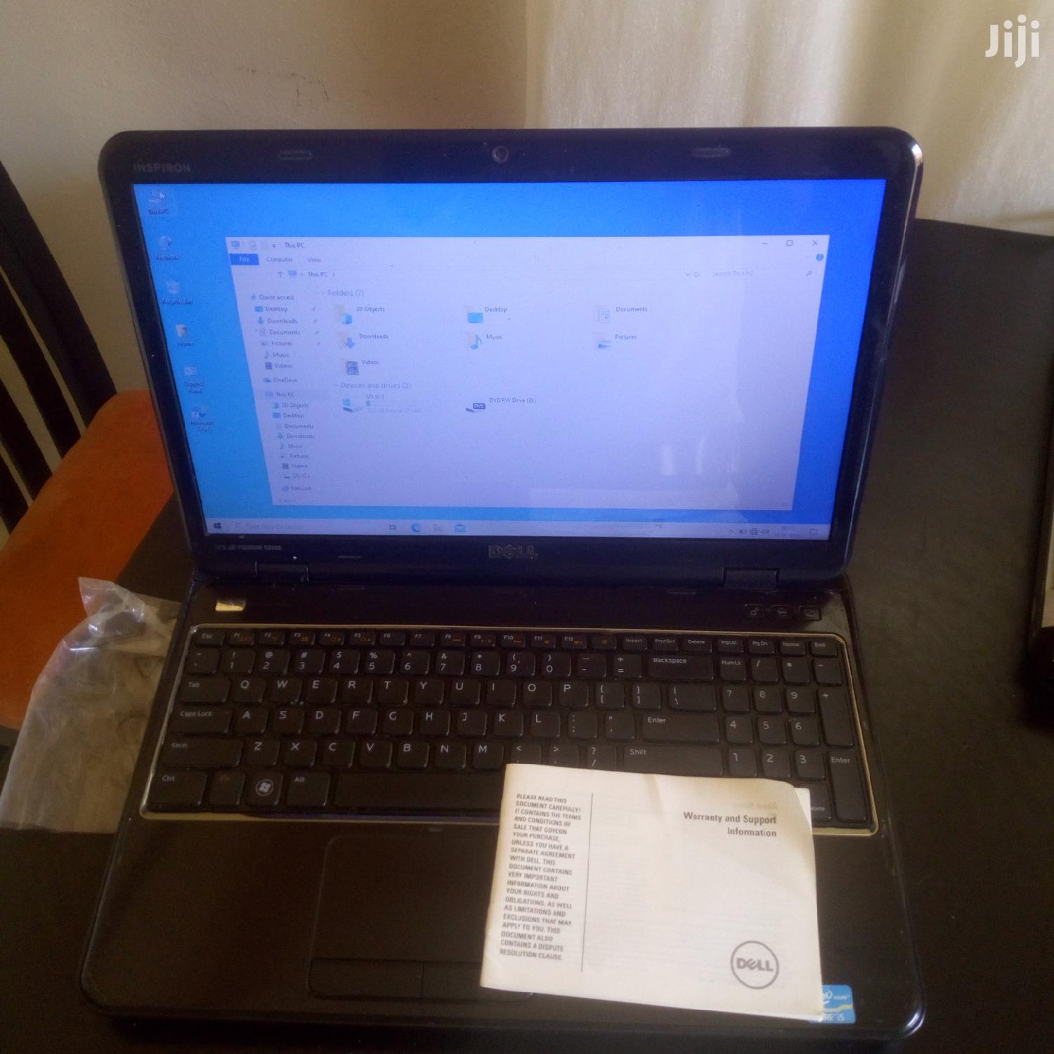 Archive: Laptop Dell Inspiron 15 5576 8GB Intel Core I5 HDD 640GB