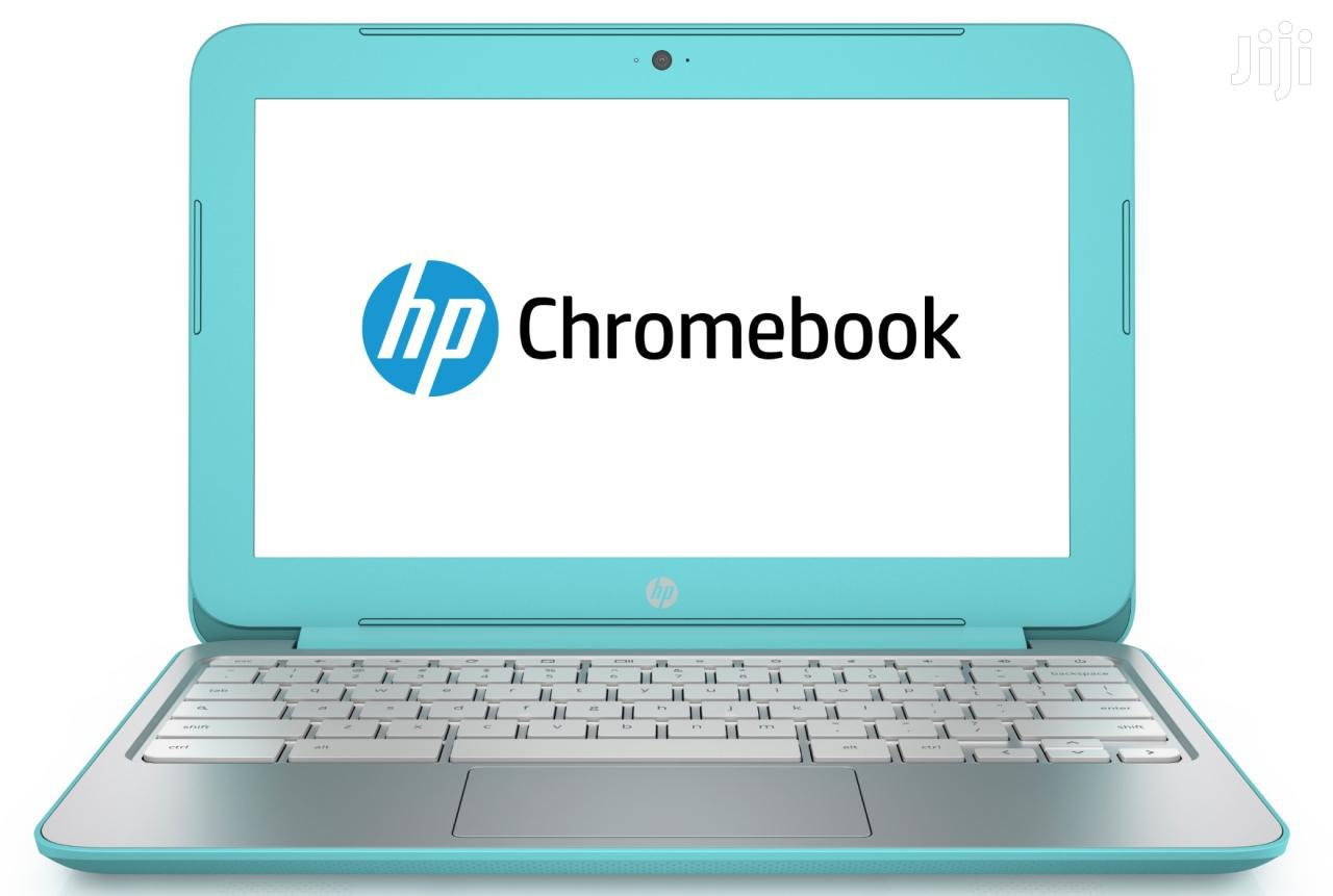 Laptop HP Chromebook 14 G3 4GB Intel Core 2 Quad SSD 32GB