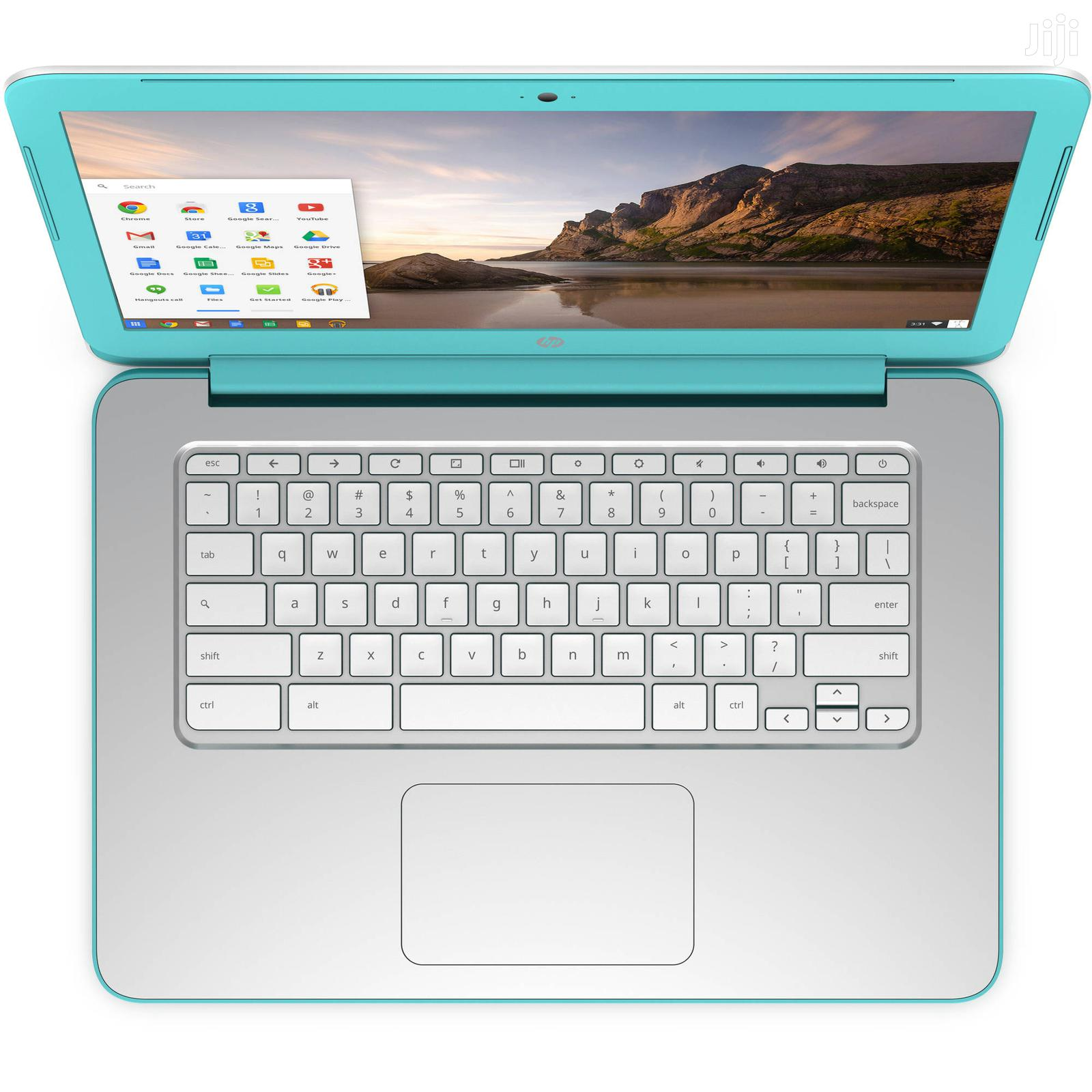 Laptop HP Chromebook 14 G3 4GB Intel Core 2 Quad SSD 32GB | Laptops & Computers for sale in Kampala, Central Region, Uganda
