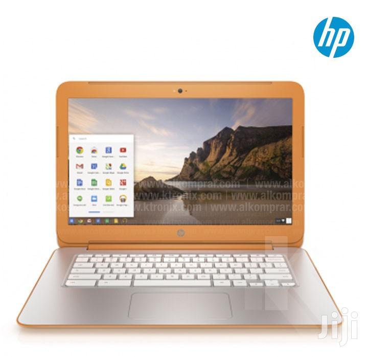 Laptop HP Chromebook 14 G3 4GB Intel Core 2 Quad SSD 60GB | Laptops & Computers for sale in Kampala, Central Region, Uganda