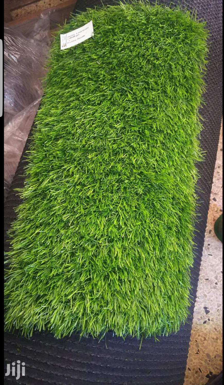 Classy Artificial Green Grass Carpet