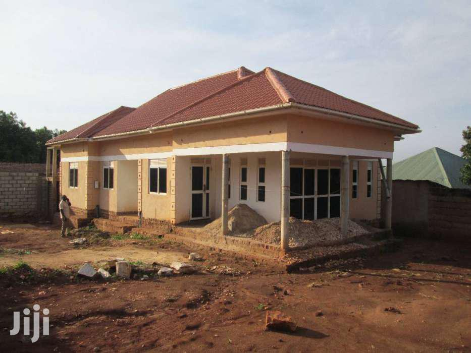 New Unfinished Three Bedroom House In Kirinya For Sale | Houses & Apartments For Sale for sale in Kampala, Central Region, Uganda