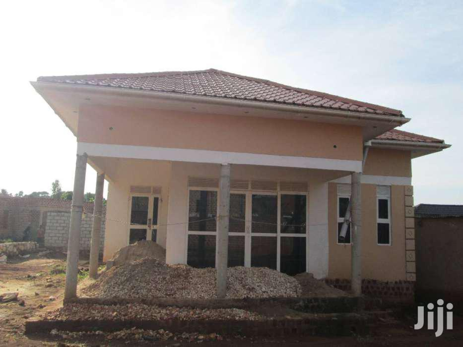 New Unfinished Three Bedroom House In Kirinya For Sale